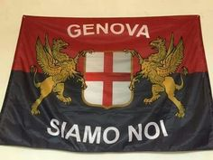 Genoa Football, Genoa Cfc, Soccer, Club, Red, Faces, Italia, Genoa, Futbol