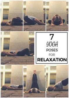 These seven postures are the perfect prescription for when you need to relax and unwind from your day. Breathing is an essential component to any yoga practice as it allows us to slow down, move mindfully and learn to become more present. 7 Yoga Poses for Relaxation http://www.active.com/fitness/articles/7-yoga-poses-for-relaxation?cmp=17N-PB33---D3--1130