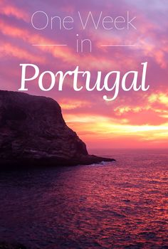 For a small country, Portugal has a lot: castles, beaches, hiking, and more. But where to start? Here's a Portugal Itinerary that's packed with everything you need in Lagos, Lisbon, Porto, & Sintra.
