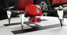 Estos son los drones utilizados por el cuerpo de bomberos de Nueva York - http://www.hwlibre.com/estos-los-drones-utilizados-cuerpo-bomberos-nueva-york/