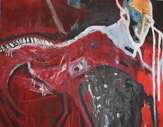 Um noivo morto de ciúmes 1,25x 1,38cm 1, Painting, Dead Bride, Contemporary Art, Artists, Paintings, Painting Art, Painted Canvas