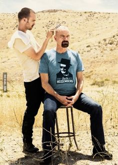 Breaking Bad... Too much awesome in one picture.