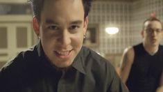 Screenshot from Papercut music video by Linkin Park Linkin Park Music Videos, Paper Cutting