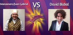 14 de Julio - July 14 Manzanero/Juan Gabriel vs David Bisbal  http://www.youtube.com/watch?v=dgBs9Cylbs8