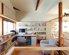 自分だけの居場所! 快適な 【 書斎 】 スペースを作るためのアイディアとは?