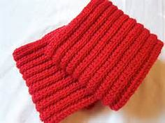 free ribbed crochet scarf patterns - Bing Search