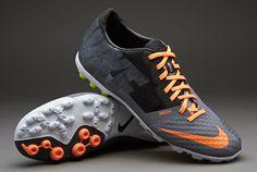 Nike Bomba Finale II - Grey/Orange/Volt