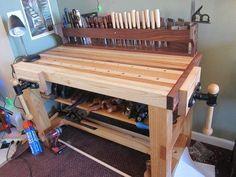 Projecto terminou em primeiro lugar: a minha bancada pequena sala de estar #woodworkingbench