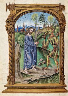Nürnberger Gebetbuch - UB Augsburg - Oettingen-Wallersteinsche Bibliothek Cod.I.3.8.1 c1500-1520