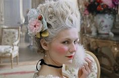Marie Antoinette. Queen of France and scapegoat of the revolution. Beautiful and flirtatious, yet shy and simple. As much as she loved clothes and shoes, she craved time away from it. A peasant village was even constructed at her retreat of Petite Trinon. It had real people who would help the Queen get a taste of the ordinary.