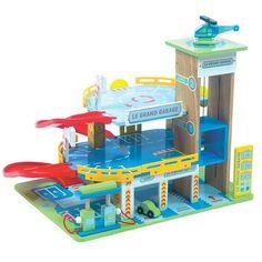 Le Toy Van Garage Le Grand