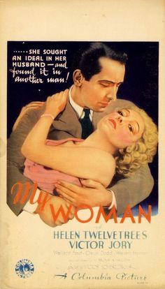 My Woman (1933) - starring Helen Twelvetrees