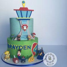 Paw Patrol cake                                                                                                                                                                                 Más