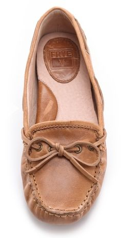 Frye loafers Comfy... every girl needs these for those lazy days...