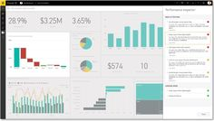 Power BI Service and Mobile July Feature Summary
