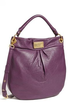 MARC BY MARC JACOBS 'Classic Q - Hillier' Hobo, Medium available at #Nordstrom