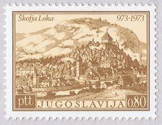 Yugoslavia Stamp 1973