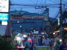 Fisherman's Village, Koh Samui