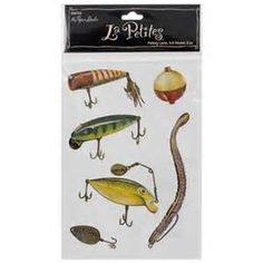 fishing scrapbook stickers - Bing Images