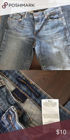 Mid rise skinny Levi's jeans Cute wash!  EUC! Levi's Pants Skinny