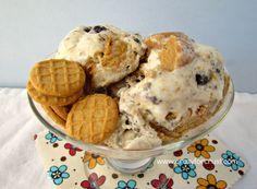 Cookies 'n Cookie Dough Ice Cream - Crazy for Crust