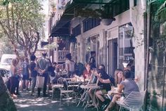 Kawa Cafe Sydney by schorlemädchen, via Flickr