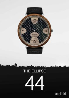 Découvrez le nouvelle montre The Ellipse sur capsunshop.ch Discover the new The Ellipse watch on capsunshop. Web Design, Graphic Design, Wooden Watch, Creations, Watches, Unique, Accessories, Wood Watch, Photographs