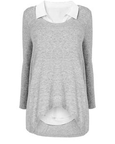Susie Layer Shirt Jumper