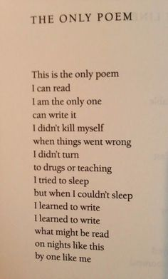 He learned to write... Leonard Cohen