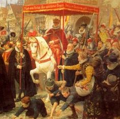 Historiens Verden | Christian 4.s kroning