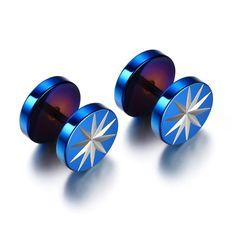 Men's Barbell Piercing - Pair