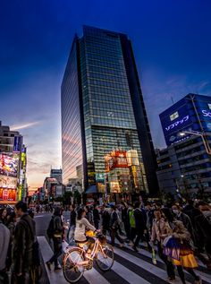 Cycle in Tokyo by Girardet Karl on 500px