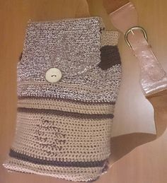 Gehaakte rugzak / crocheted backpack