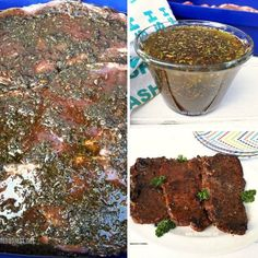 Best Marinade In Existence is truly the Best recipe, which tenderize and adds flavor to meat. Suitable for most types of meats, from a steak, to roasts (beef,pork,lamb etc) - also perfect for chicken !