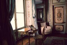 Louis XVI period interior