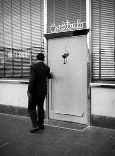 Al Levy's Tavern, 1627 Vine Street, Hollywood, 1930's.