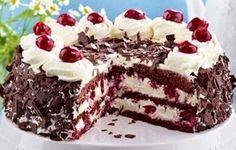 Рецепты торта «Черный лес»: секреты выбора ингредиентов и добавления
