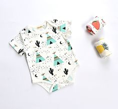 b8e62150c Summer New Baby Boys Clothes Pineapple Cactus Pattern Short Sleeve Infant  Cotton Jumpsuit Newborn Baby Girl