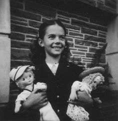 Natalie Wood AND HER DOLLS
