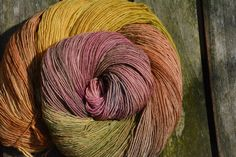 Olann: Lace  hand-dyed