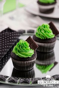 Cupcakes After Eight