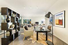 Multimillion dollar apartment in Toorak Australia styled by Design & Diplomacy for Kay & Burton Real Estate.