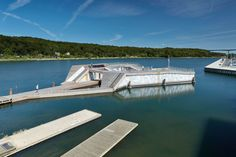 Gallery of The Floating Kayak Club / FORCE4 Architects - 6