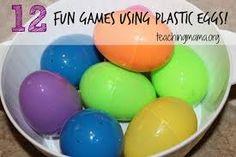 12 Fun Games Using Plastic Eggs (Teaching Mama)