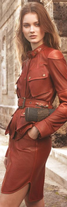 #street #fashion leather @wachabuy