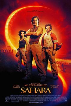 """Sahara (2005) PG-13 
