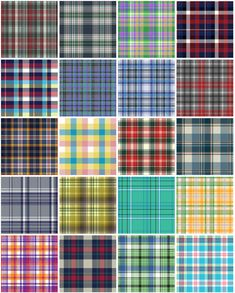 Stock Photo and Image Portfolio by solarus Weaving Patterns, Textile Patterns, Gents Shirts, Patchwork Cards, Plaid Wallpaper, Flannel Fashion, Fashion Vocabulary, Tartan Pattern, Little Golden Books