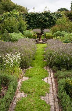 Herb Garden, Clinton Lodge Garden | Flickr - Photo Sharing!