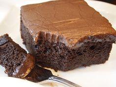 GF Desserts made Delicious: GF Coke Cake