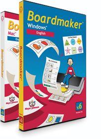 Free trials Boardmaker picture communication symbols.